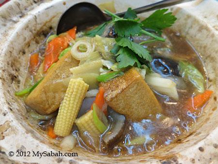 claypot seafood