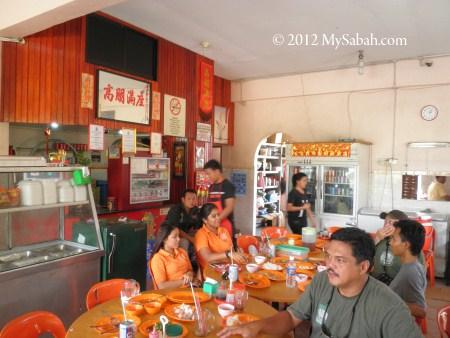 Restoran Tong Fang Chinese restaurant