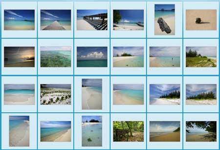 photo album of Pulau Tiga Park