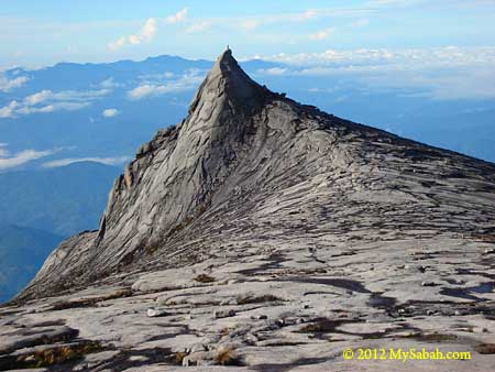 South Peak of Mount Kinabalu