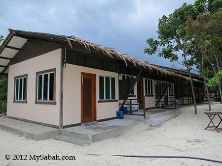 Sayang-Sayang Hostel (Pulau Mantanani Besar)