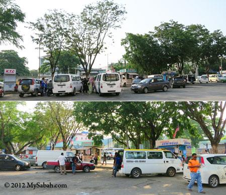 Padang Merdeka Bus Terminal