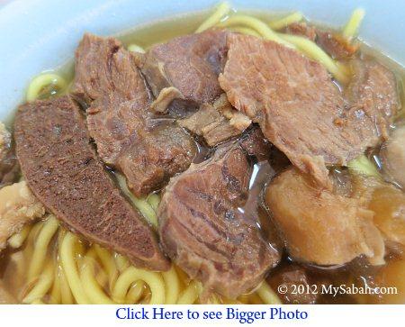 close-up of Ngiu Chap