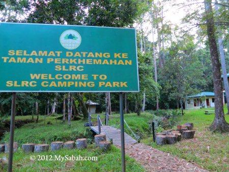 SLRC Camping Park