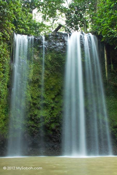 Madai Falls