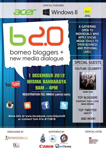 B2.0 poster