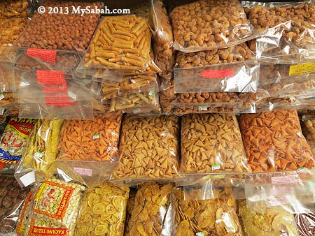 Sabah snacks