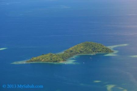 island of Darvel Bay
