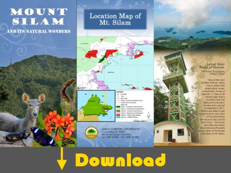 Download Pamphlet of Mt. Silam