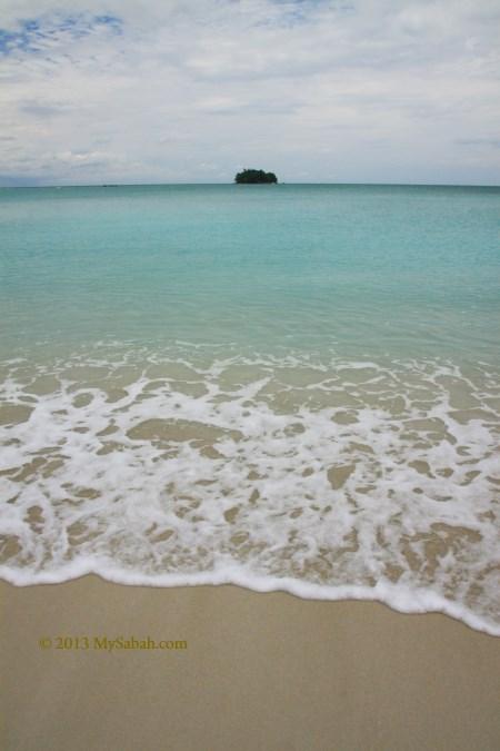 beach and Snake Island