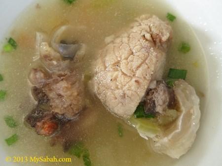 sup ikan keratang