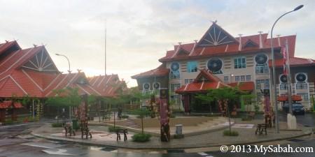 Kompleks Jabatan Kebudayaan dan Kesenian Negara Sabah