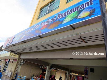 Ocean Treasure Live Seafood Restaurant