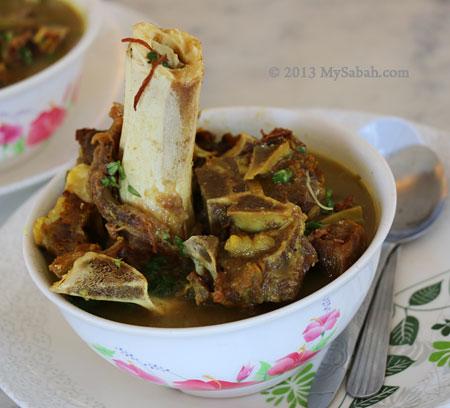Gear Box Soup of Lahad Datu