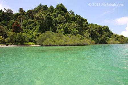 sea of Tumunong Hallu