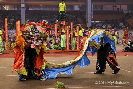 dance by qi-ling unicorn