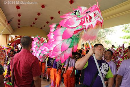 Lotus Dragon