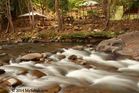 stream of Moyog River