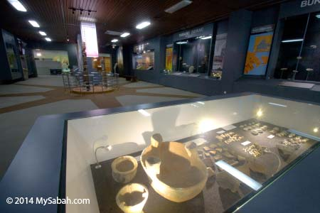 Ancient Culture Gallery of Sabah Museum