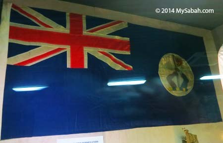 national flag of North Borneo
