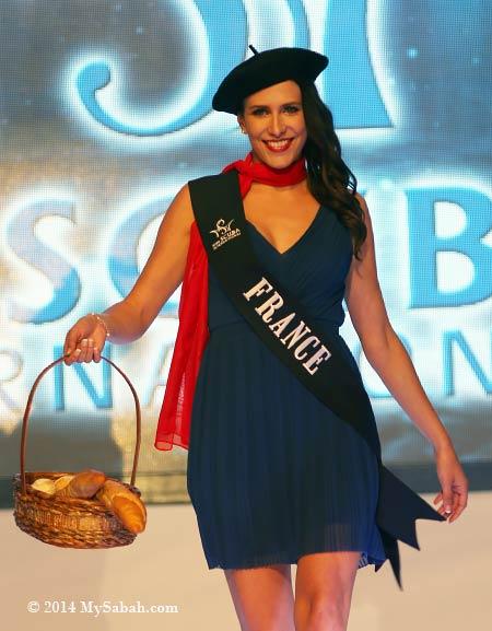 Miss Scuba France