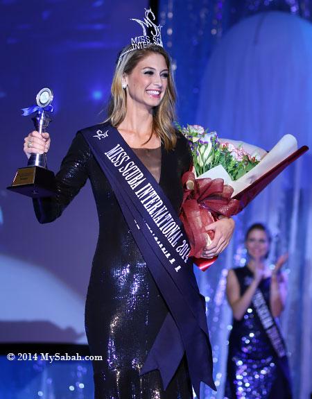 Miss Scuba International 2014