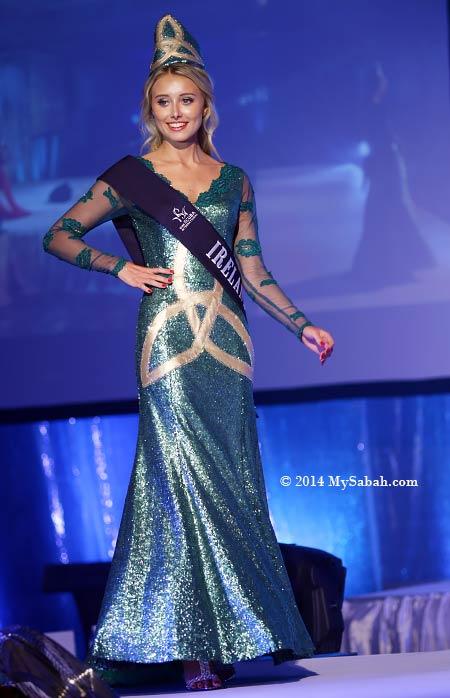 Miss Scuba Ireland