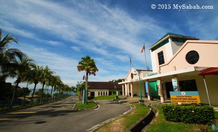 Borneo Marine Research Institute (BMRI) Complex