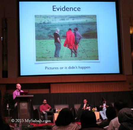 presentation slide in MSMW