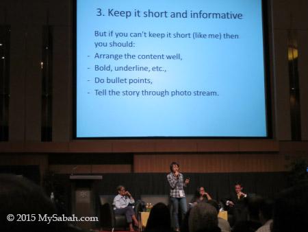 presentation slide by Pham Hoang Mien from Vietnam
