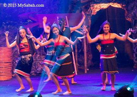 Dusun Melangkap from Kota Belud