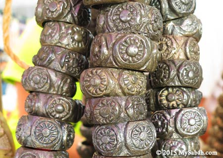 close up of tangkong