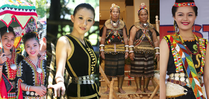 10 Most Beautiful Traditional Costumes of Sabah