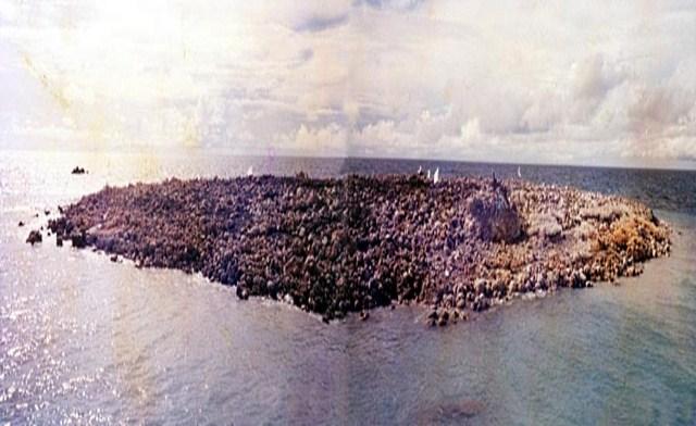 Pulau Batu Hairan