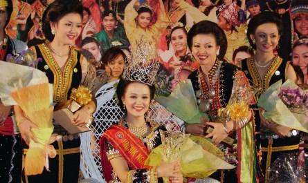 winners of Unduk Ngadau 2007