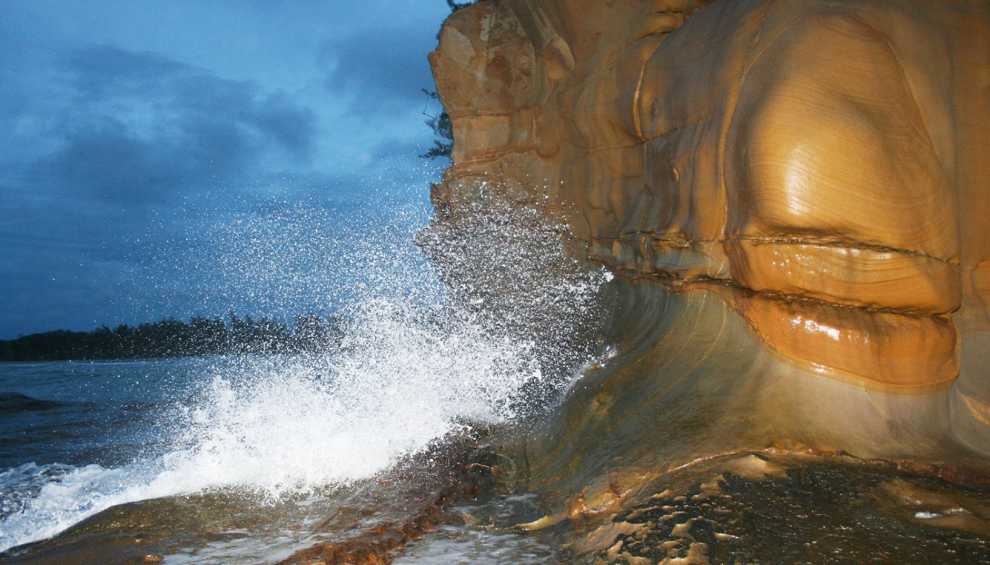 Tindakon Cave of Kudat
