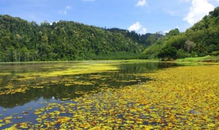 Kunak Impian Lake