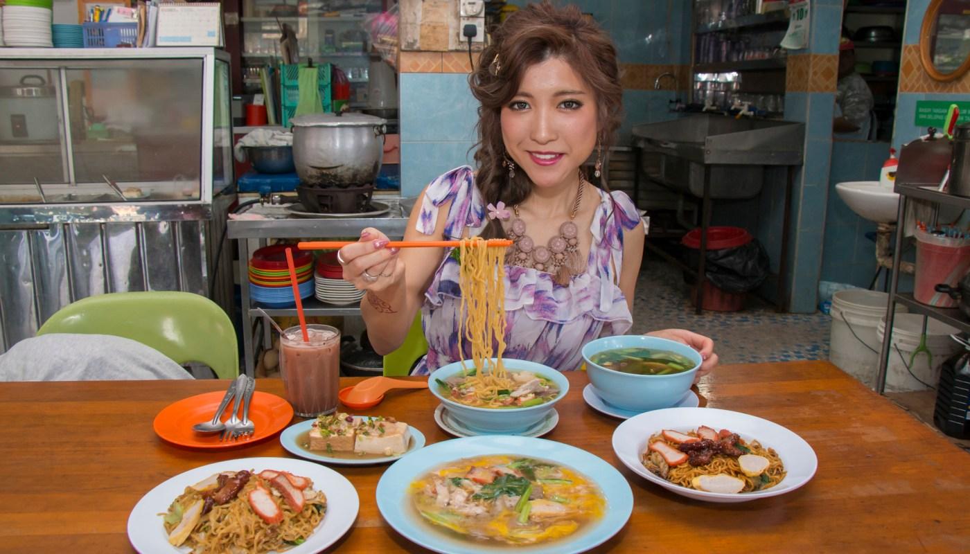 Tuaran Mee Noodles