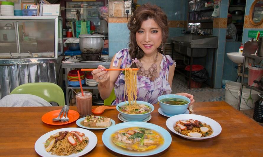 Tuaran Mee (Tuaran Noodle) the gold noodle of Sabah