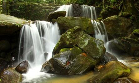 Kiansom Waterfall