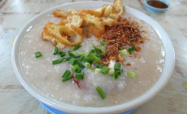 HK Porridge in KK