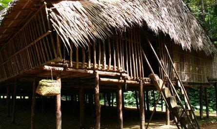 longhouse of Rungus