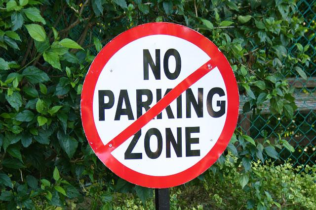 Parking War in Kota Kinabalu City