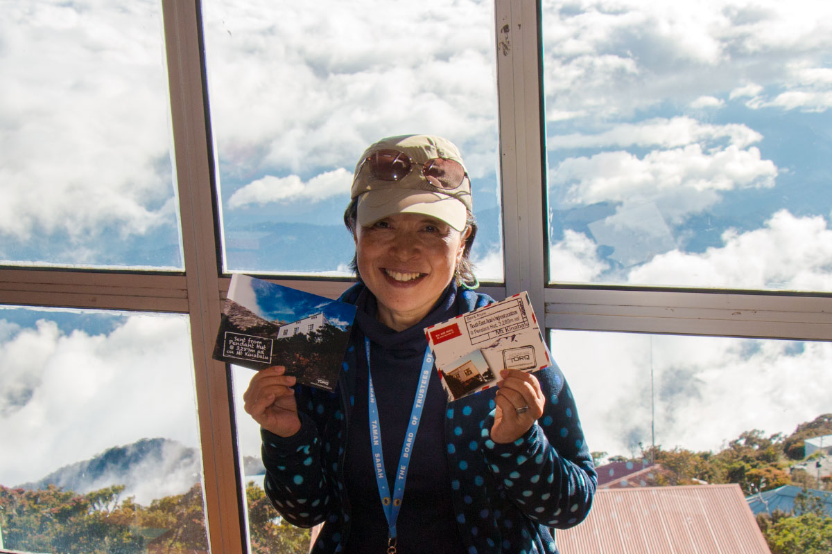 Postcards from Mt. Kinabalu
