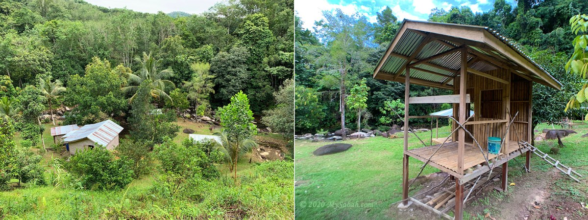 Bunti Campsite of Maranggoi Eco Tourism