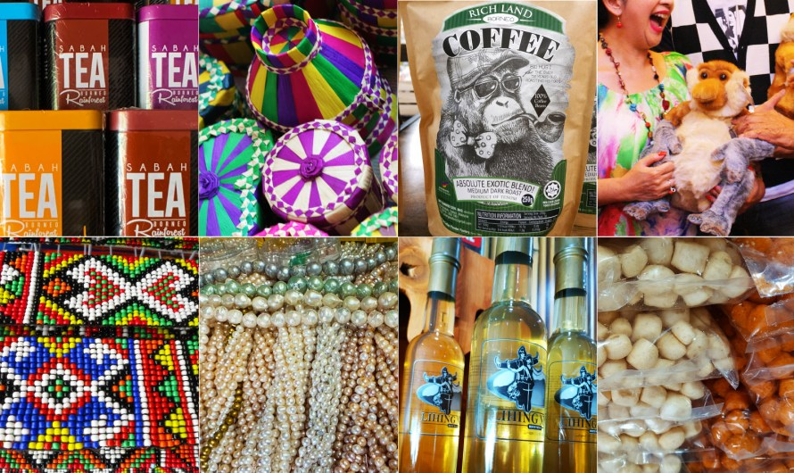 10 Best Souvenirs to Buy in Sabah