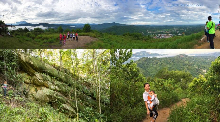 Ruhiang Hill (Bukit Perahu)