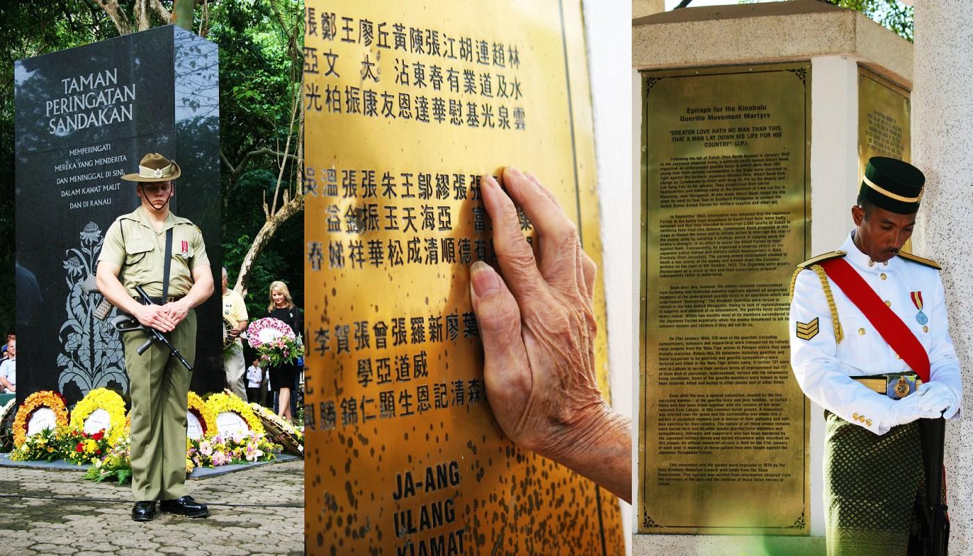 WW2 Memorials of Sabah