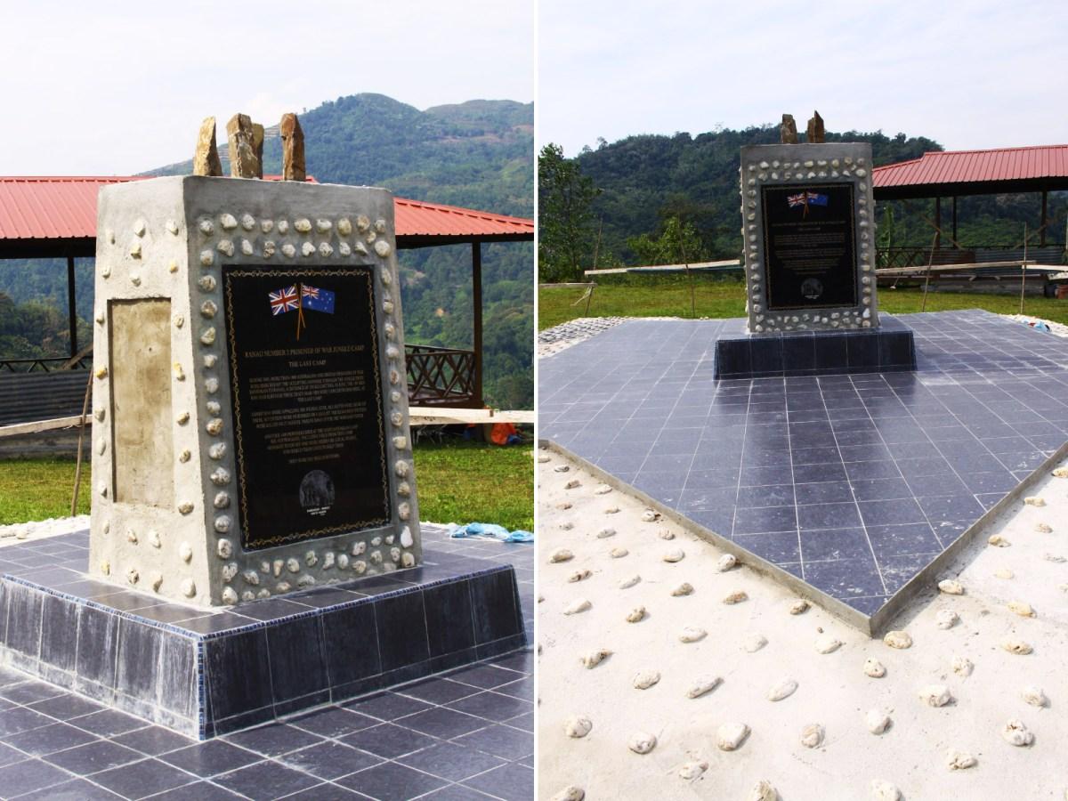 Last POW Camp Memorial in Ranau