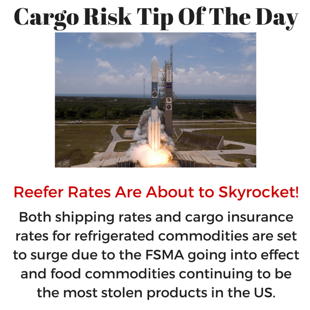 CRT Reefer Skyrocket